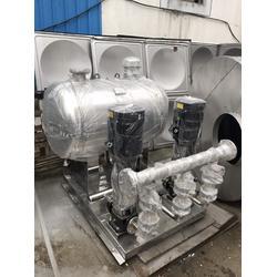 苏州水箱-苏州鸿迪金属制品水箱-圆柱形水箱图片