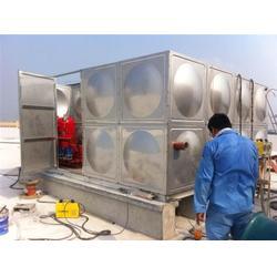拼装水箱模板厂家-苏州鸿迪金属制品(在线咨询)-苏州水箱模板图片