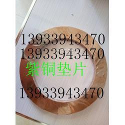 紫铜平垫圈规格报价图片