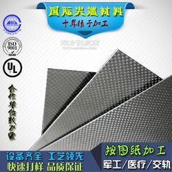高强度T300碳纤维板_碳纤维板图片