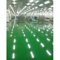 环氧防静电自流平地坪漆、阿斯夫工业地坪、福州自流平地坪图片