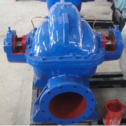 恒越水泵、卧式不锈钢离心双吸泵、黑龙江不锈钢双吸泵图片