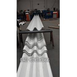 浦东新区彩钢压型板_腾威彩钢_彩钢压型板屋面图片
