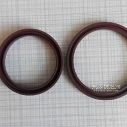 进口油封 三道唇口 耐油高压高温腐蚀磨损 NBR橡胶油封 黑色棕色图片