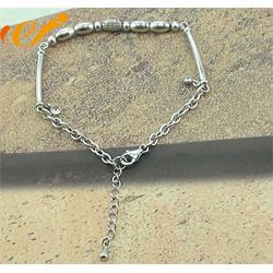 s925银手链、万集饰品(在线咨询)、银手链图片