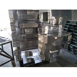 朝阳防火桥架-捷维诺电缆桥架生产厂家-铝合金防火桥架图片