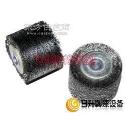 0.08mm磨漆皮钢丝轮0.08mm脱皮钢丝轮0.08mm剥漆钢丝轮图片