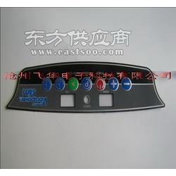 PVC控制面板/PVC面贴/PVC标牌/生产厂家/自动化生产图片