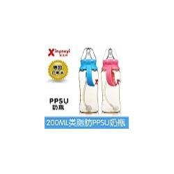 婴儿宽口径PPSU奶瓶|云南PPSU奶瓶|新优怡品牌奶瓶图片