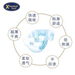 新型纳米银抑菌纸尿裤、北京纸尿裤、新优怡图片