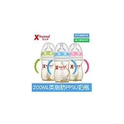 PPSU奶瓶品牌推荐,新优怡品牌(在线咨询),PPSU奶瓶图片