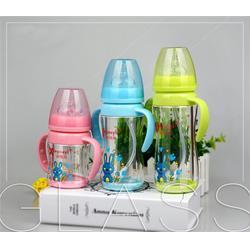 新优怡(图)-玻璃奶瓶-茂名玻璃奶瓶图片