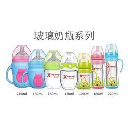 品牌玻璃奶瓶 新优怡(在线咨询) 鹤壁玻璃奶瓶图片