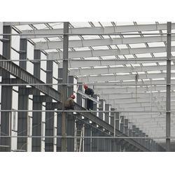 平陵镇钢结构夹层、宏冶钢构客户至上、钢结构夹层加建图片