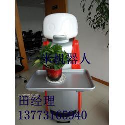 能与餐饮火锅店更搭的拖车送餐\传菜机器人 一米机器人图片