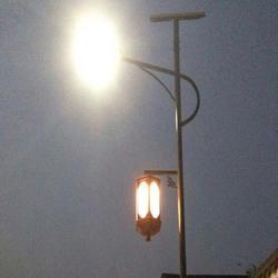 路灯灯杆直销、路灯、双鹏太阳能有限公司图片