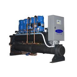 地源热泵、?#26412;?#33406;富?#36710;?#24030;项目部、小型地源热泵图片