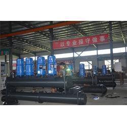 地源热泵,北京艾富莱德州项目部,d地源热泵原理图片