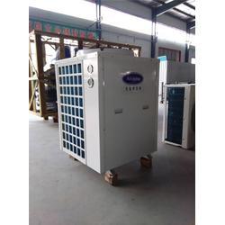 10p空气源热泵热水器、空气源热泵、北京艾富莱德州项目部图片