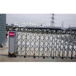 有轨伸缩门安装优质有轨伸缩门安装注意事项鼎岗供图片