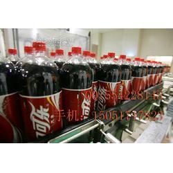 汽水生产设备 碳酸饮料灌装生产线图片