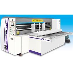 河东瓦楞纸印刷开槽机、山东埃菲尔机械、瓦楞纸印刷开槽机供应商图片