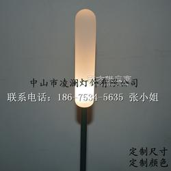 蘆葦燈磨砂質3X15插地蘆葦凌瀾LW-MIE01、LED麥穗蘆葦光纖燈圖片
