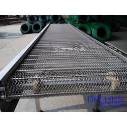 森喆链板网带/网带烘干机/粉条机输送带/定做石料生产线网带图片
