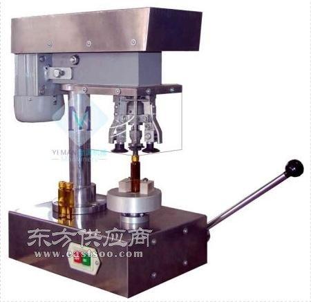 半自动轧盖机,西林瓶轧盖机,玻璃瓶轧盖机 YMZS型