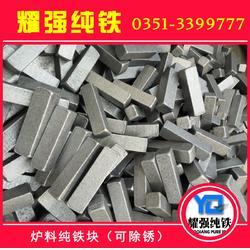 除锈纯铁棒料 原料纯铁除锈加工图片