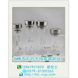 华翔玻璃杯满足您需求(图)、双层保温杯品牌、山东双层保温杯图片