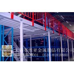 赛维亚金属制品阁楼货架图片