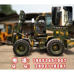 5噸四驅叉車適用于泥濘和山區定做越野叉車lpqx圖片