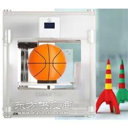 美国3D systems cubepro 彩色单喷3D打印机图片