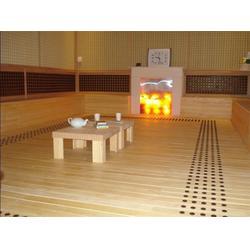 纳蓝汗蒸施工 大型纳米汗蒸房建造 太原纳米汗蒸房图片