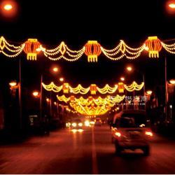led过街灯生产厂家,led灯光隧道,led跨街灯,led横跨灯定做图片