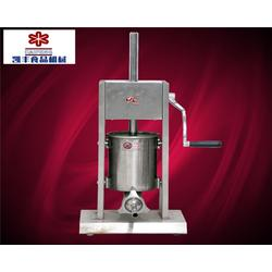 大同灌肠机-太原凯丰食品机械-液压灌肠机图片