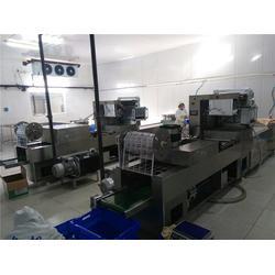 河北香酥猪蹄包装机_诸城广元机械_香酥猪蹄包装机生产工艺图片