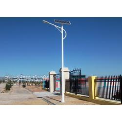 60W太阳能路灯 5米太阳能路灯 60W5米太阳能路灯图片