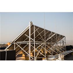 太阳能供暖工程-誉鹏达-商场太阳能供暖工程图片