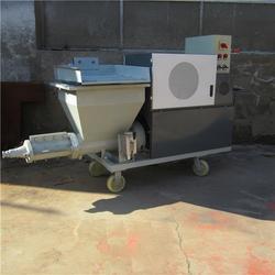 高效墙面砂浆喷涂机、南京砂浆喷涂机、新普机械(查看)图片