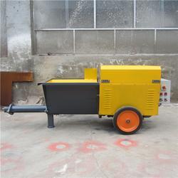 砂浆喷涂机|保温砂浆喷涂机型号|新普机械(优质商家)图片
