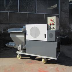 保温砂浆喷涂机市场,烟台保温砂浆喷涂机,新普机械(查看)图片