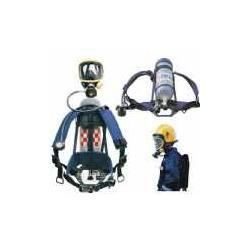 供应碳纤维正压式空气呼吸器RHZKF6.8L自给式空气呼吸器图片