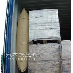 防止货柜货倒塌方案/填充气袋图片