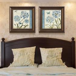 卧室装饰画多少钱,张掖卧室装饰画,丹尼工艺品(查看)图片