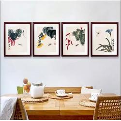 客厅装饰画、丹尼工艺品、客厅装饰画现代图片
