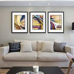 客厅装饰画 油画|济南客厅装饰画|丹尼工艺品(查看)图片