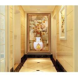 玄关装饰画现代,玄关装饰画,丹尼工艺品销售中心(查看)图片