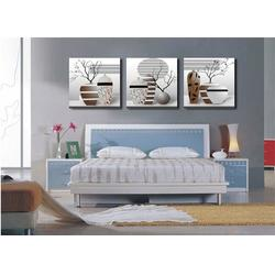 卧室装饰画现代抽象_历城区丹尼工艺品销售_云南卧室装饰画图片